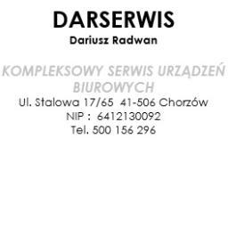 Darserwis Dariusz Radwan - Serwis sprzętu biurowego Chorzów