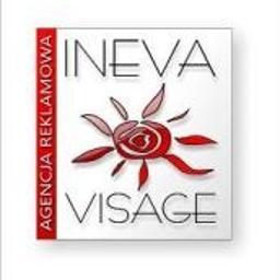 INEVA VISAGE - Materiały reklamowe Warszawa