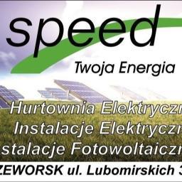Speed Jaromir Kotliński - Elektryk Przeworsk