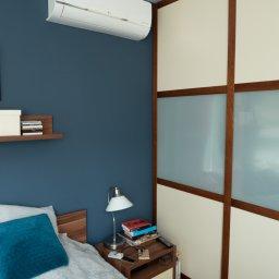 Klimatyzator LG, model Standard +. Montaż w mieszkaniu prywatnym.