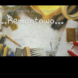 Remontowo - Remont łazienki Chodzież