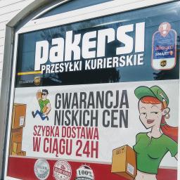 Pakersi Rumia- Usługi Kurierskie - Transport ciężarowy krajowy Rumia
