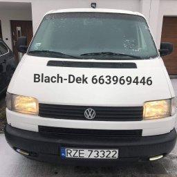 Blach-Dek - Malowanie Domów Łukanowice