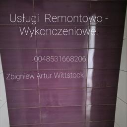 Zbigniew Artur Wittstock - Ocieplanie budynków Czersk