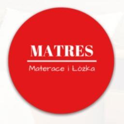 MATRES materace i łóżka - Wyposażenie sypialni Gdańsk