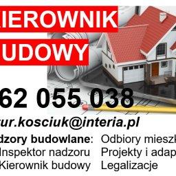 Artur Kościuk - Inspektor Nadzoru Budowlanego Gdańsk