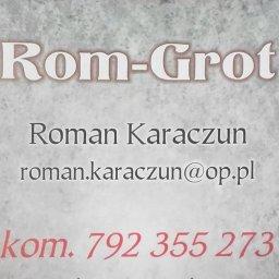 Rom-Grot - Ogrodzenia panelowe Banie