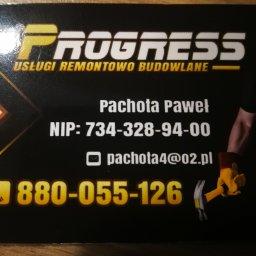 Pachota Paweł PROGRESS Usługi Remontowo Budowlane - Nowoczesne Elewacje Domów Nowy Sącz