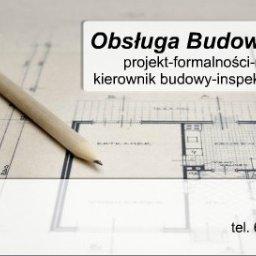 Obsługa Budownictwa - Adaptacja Projektu Domu Radłów