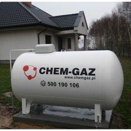 Chem Gaz Sp. z o.o. - Dostawcy i producenci Płock