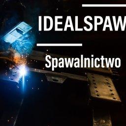Idealspaw - spawalnictwo - Schody Metalowe Ścinawka górna