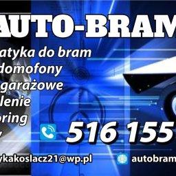 AUTO-BRAM Kamil Koślacz - Bramy Wjazdowe Przesuwne Warszawa