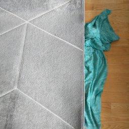 Po wyczyszczeniu na dywanie żadnych śladów