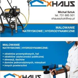 XHAUS - Firma Malarska Kamieńsk