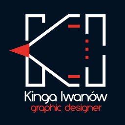 Kinga Iwanów - Projektowanie Logotypów Przemyśl