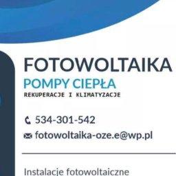 Klimax-Went Klimatyzacja Wentylacja Krzysztof Sitniak - Systemy Fotowoltaiczne Nakło nad Notecią
