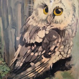 Wioletta Burnat - malarstwo artystyczne - Malarstwo artystyczne Gromnik