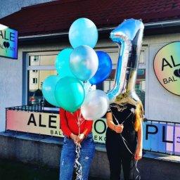 Olsztyńska baloniarnia Alebalony.pl - Balony z helem Olsztyn