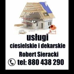 Robert Sieracki - Skład Drewna Czersk