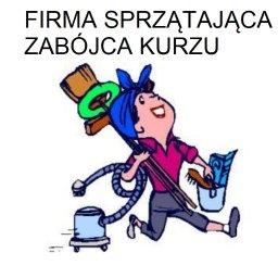Firma sprzątająca Zabójca Kurzu - Mycie okien Szczecin