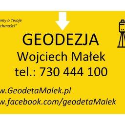 Geodezja-BHP Wojciech Małek - Geodeta Bolesławiec