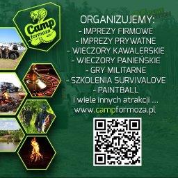 Camp Formoza - Agencje Eventowe Jarocin