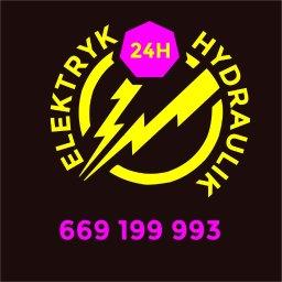 HYDRAULIK Katowice ELEKTRYK 24H Pogotowie Hydrauliczne Elektryczne 24/7 Awarie - Hydraulik Katowice