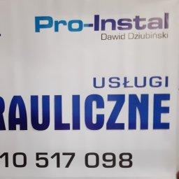 PRO-INSTAL Dawid Dziubiński - Instalacje gazowe Ciechanów