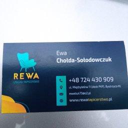 Rewa - Tapicerstwo Bystrzyca Kłodzka