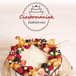 Cukiernia Ciastomaniak - Catering dla firm Rzeszów