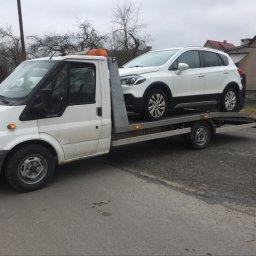 Barbara Podolak Auto Handel Pomoc Drogowa - Wypożyczalnia samochodów Zamość