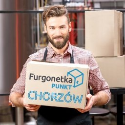 Furgonetka Punkt Chorzów - Firma transportowa Chorzów