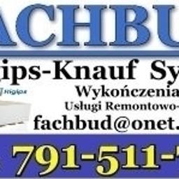 Fachman - Płyty Karton Gips Bochnia