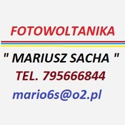 Mariusz Sacha - Energia odnawialna Gliwice