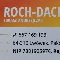 ROCH-DACH - Ocieplanie budynków Nowy Tomyśl