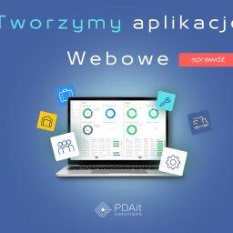 Tworzymy rozwiązania internetowe oparte o bazy danych w chmurze. Nowoczesny i responsywny interfejs użytkownika jest dostępny do użytku na wszystkich urządzeniach stacjonarnych i mobilnych.