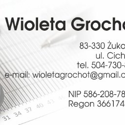Wioleta Grochot - Rachunki bankowe Żukowo
