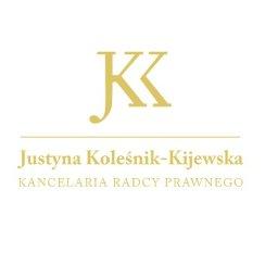 JKKLAW.PL - Kancelaria Radcy Prawnego Justyna Koleśnik-Kijewska - Radca Prawny Koszalin