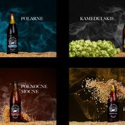 Sesja produktowa piw - Browar Północy
