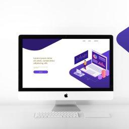 Projekt strony dla Softwe House
