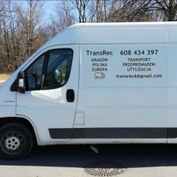 TransRec Usługi Transportowe - Przeprowadzki Kraków