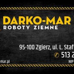Darko-Mar - Wykonanie Fundamentów Zgierz