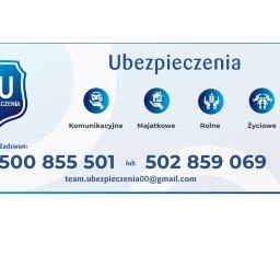 Team Ubezpieczenia ŁUKASZ KWIATOŃ - Ubezpieczenie firmy Haliczany
