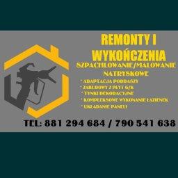 Remonty i wykończenia wnętrz - Zabudowy Łazienki Kolbuszowa
