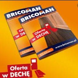 BRICOMAN - Skład drewna Szczecin