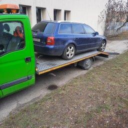 Pomoc drogowa - Firma transportowa Dąbrowa Górnicza