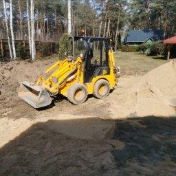RECZ-MAR - Koparko-ładowarki nowe Łódź