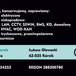 Multitechserwis Łukasz Głowacki - Alarmy Kórnik