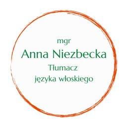 Tłumacz Języka Włoskiego- Anna Niezbecka - Tłumaczenia symultanicznie Gdańsk
