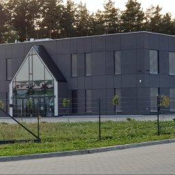 Kamal Construction - Fasada Domu Olsztyn